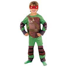 Costume Tartarughe Ninja 116 Cm